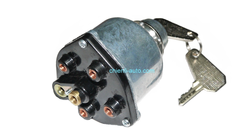 Ignition Starter Switches