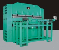 Large-Sized Compression Molding Machine