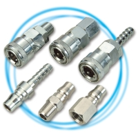 Connectors for pneumatic