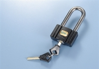 SEMI ROUND KEY PAD LOCK