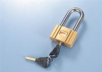 十字鑰匙掛鎖