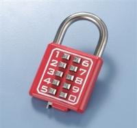 10位数按键式挂锁