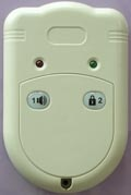Detector Sensor and Alarm