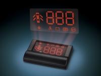OBDII 整合式行車資訊顯示器