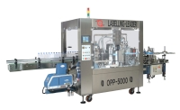 Cens.com Automatic High-speed OPP Labeling Machine for Round Bottles GOLD GREAT GOOD MACHINERY CO., LTD.