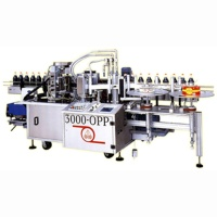 Automatic High Speed OPP Labeling Machine for Round