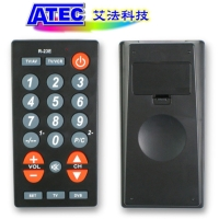 2in1 Universal Remote