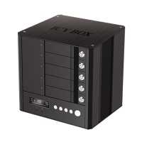 5 Bay Network Attached Storage