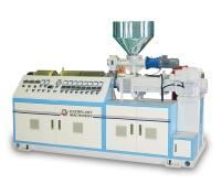 塑膠軟硬質管製造機