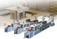 WPC Extrusion Machine Line