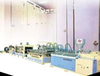 PVC门板押出生产线
