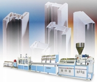 Cens.com PVC window profile extrusion EVERPLAST MACHINERY CO., LTD.