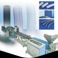 PVC包纱管生产线