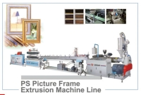 PS Picture Frame Extrusion Machine Line