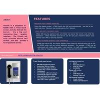 Vt800 Android mini KIOSK Payphone
