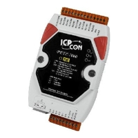 Ethernet module with PoE and Power Relay Output/Digital Input