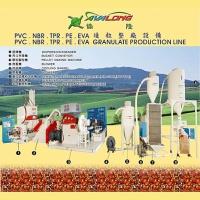 PVC、NBR、TPR、PE、EVA Compounding Line