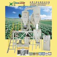 Complete Installation of Rotating Pulverizers