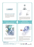 呼吸治療用介面/耗材 與 矽膠射出成型OEM & ODM