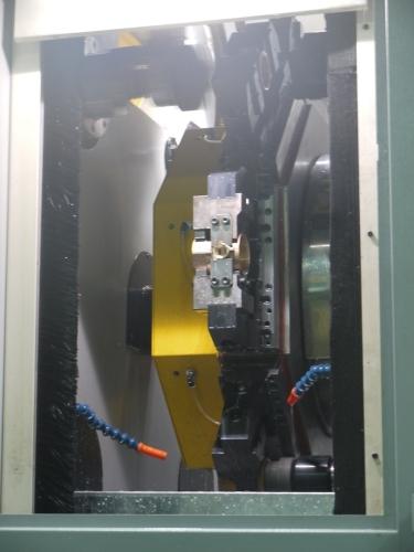 Valve making machine- 6/8 station transfer machine