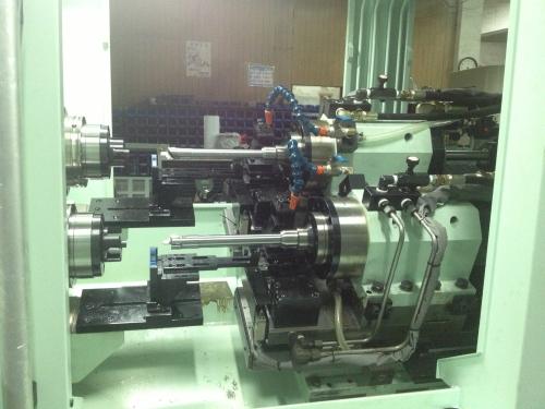 BTA (Deep Hole Fine Boring Machine) for bottom case/shock absorber
