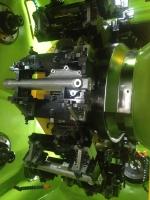 6/8 Station Rotary Trunnion Transfer Machine (for bottom case)