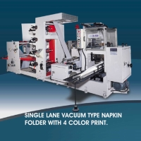 Paper Napkin Making Machine Serviette Making Machine