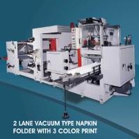 Paper Napkin Making Machine Serviette Making Machine
