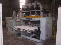 Low Fold Dispenser Napkin Making Machine