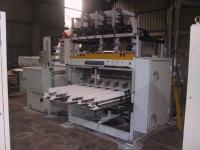 Low Fold Dispenser Napkin Making Machine