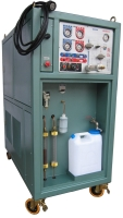 FR-757-S Large Refrigerant Recycling Machine