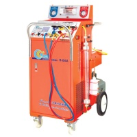 FR-888S Automobile Air Condition System Overhaul Machine