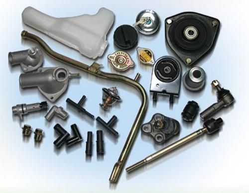 汽车减震及冷却系统零件