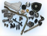 汽車減震及冷卻系統零件
