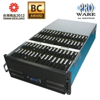Cens.com EP-4643 4U/64bays High Density RAID storage system UNIFOSA CORP.