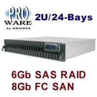 "EP-2243 Series (2U/24bays 2.5""SFF RAID subsystem)"