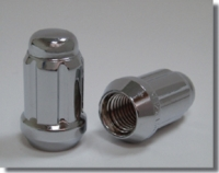 Close End Lug Nut (2pcs)