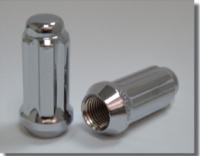 Long Close End Lug Nut (2pcs)