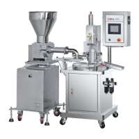Automatic Continuous Tart Shell Forming Machine (Automatic Cup Loading)