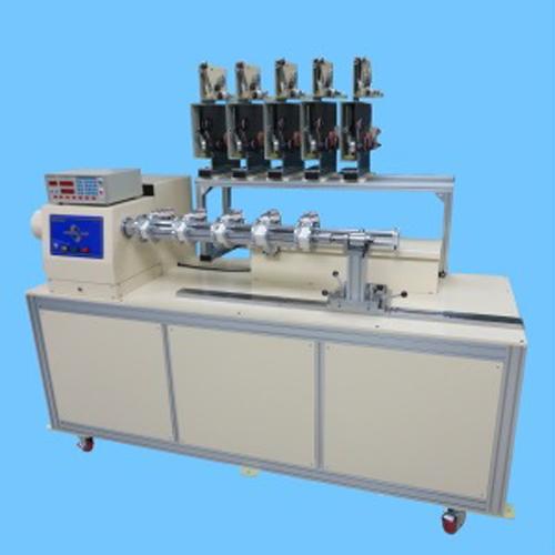 Transformer winding machine