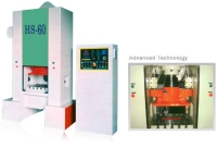 Straight-Type Single-Crank High Speed Precision Power Press - HS-60