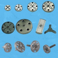 Cens.com Round Die-cast Tube Plugs TUNG SHENG ENTERPRISE CORP. (KAO WEI TAI INDUSTRIAL CO., LTD.)