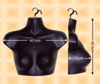Free-Hanging Ladies' Chest Form