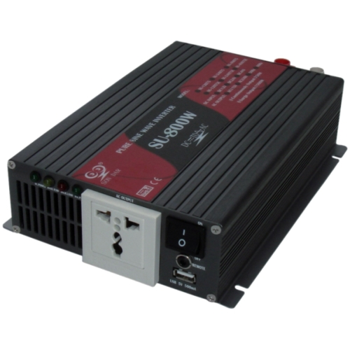 SU-800W Pure Sine Wave Power Inverter