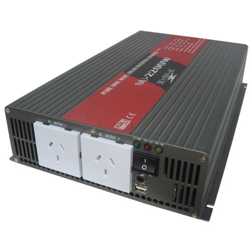 SU-2200W Pure Sine Wave Power Inverter