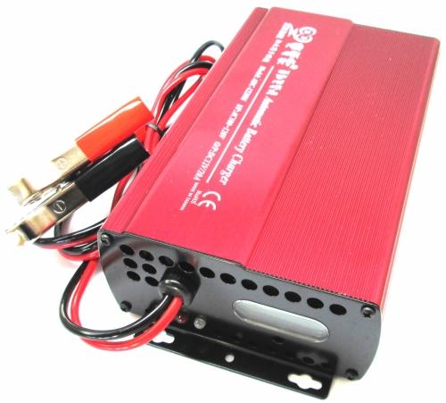 ABC-1220M  /D ;  ABC-2412M / D  Auto Battery Charger
