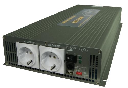 UPS-SUC-2200W-Solar Pure Sine Wave