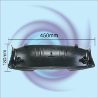 Plastic Internal Lumbar Support