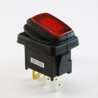 WATERPROOF ROCKER SWITCH