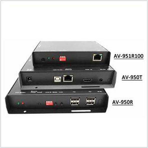 HDMI设IP延长器